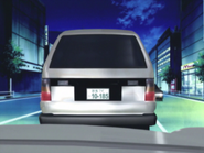 Act 3 Toyota Van