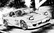 Saitama Kyoko FD3S Manga