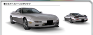 FD3S Silverstone Metallic AS0