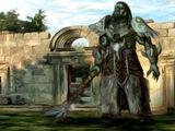 Monstrous Orc Shaman