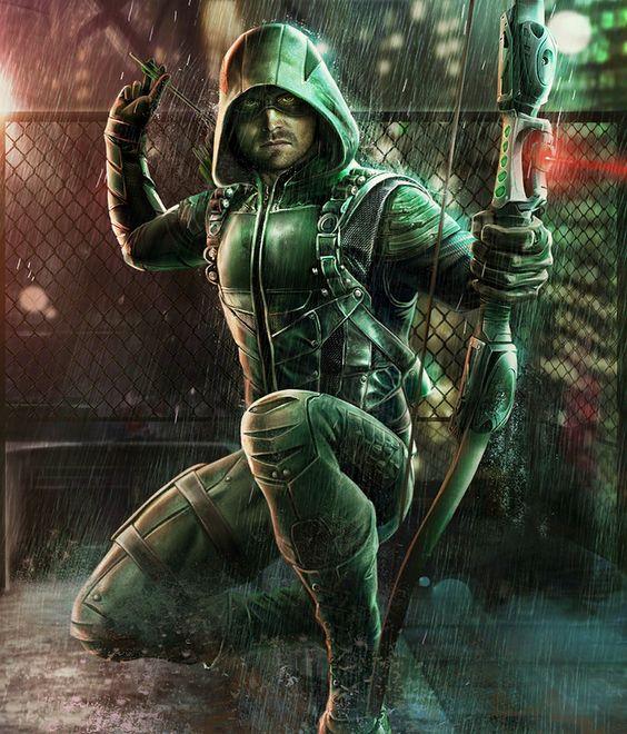 Multiverse Green Arrow | Injustice 2 Mobile Wiki | FANDOM