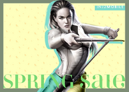 White Canary spring sale