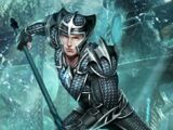 Atlantean Armor Aquaman