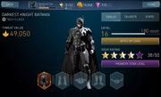 Darkest Knight Batman