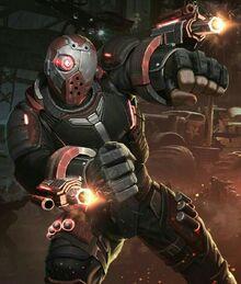 Marksman Deadshot 60 Gear