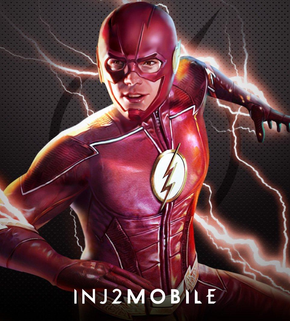 Multiverse The Flash | Injustice 2 Mobile Wiki | FANDOM
