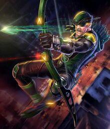 Ace Green Arrow 60 Gear
