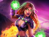 Energized Starfire