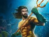 King of Atlantis Aquaman