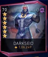 Darkseid no gear