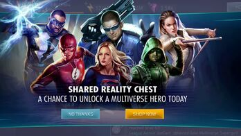 Shared Reality Chest