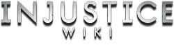 Injustice Wordmark