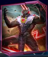 Darkseid level 60 gear