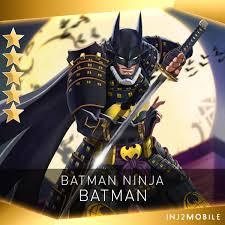 Batman Ninja Batman | Injustice 2 Mobile Wiki | FANDOM