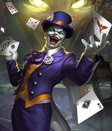 Last Laugh The Joker 60 Gear