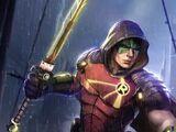 Blademaster Robin