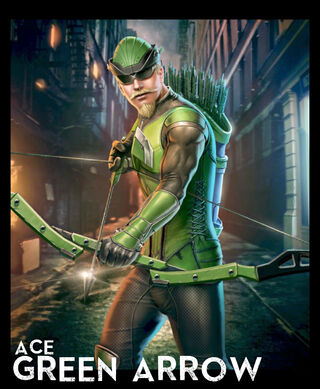 Green Arrow-Ace 1