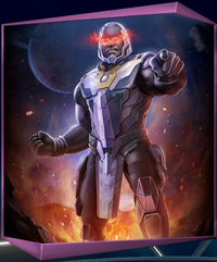Darkseid card