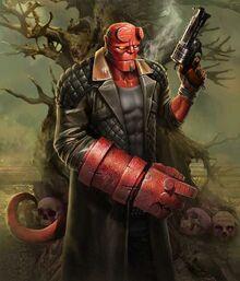 Hellboy INJ2 Mobile