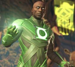 Green Lantern (John Steweart)