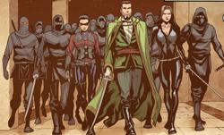 Ra's Al Ghul's group