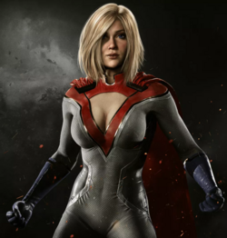 Power Girl