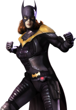 Batgirl Injustice Comics Wiki Fandom Powered By Wikia