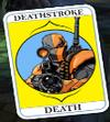 Deck of fate deathstroke