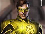 Green Lantern/Yellow Lantern Hal Jordan