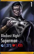 Superman - Blackest Night