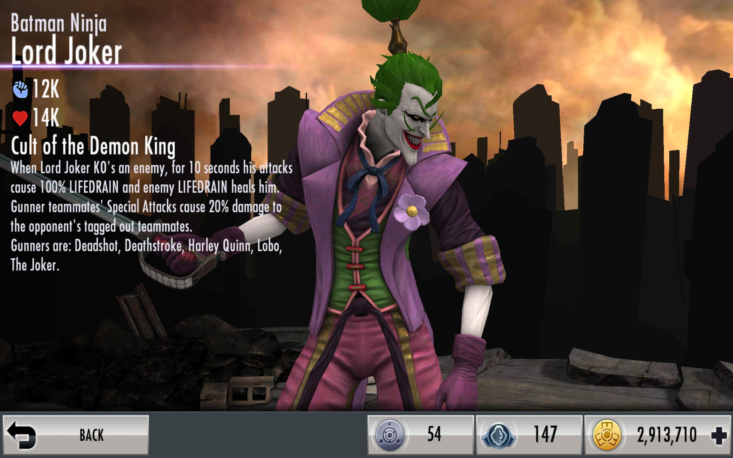 Injustice Gods Among Us Mobile Joker Video Game Injustice Gods Among Us 750x1334 Wallpaper Id 543914 Mobile Abyss