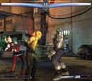 Harley Quinn/Arkham Knight