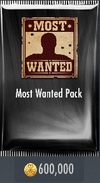 Most Wanted Pack