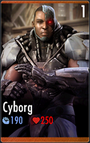 Cyborg (HD)