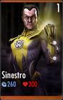 Sinestro (HD)