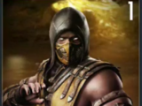 Scorpion/Mortal Kombat X