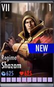 Regime Shazam
