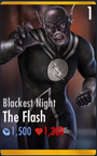 Blackest Night Flash