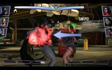Flashpoint Batman's Destructive Blows