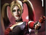 Harley Quinn/Arkham