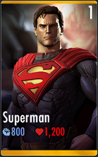 Superman Prime Injustice Mobile Wiki Fandom