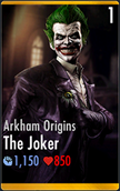 The Joker - Arkham Origins (HD)