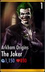 The Joker - Arkham Origins (HD)