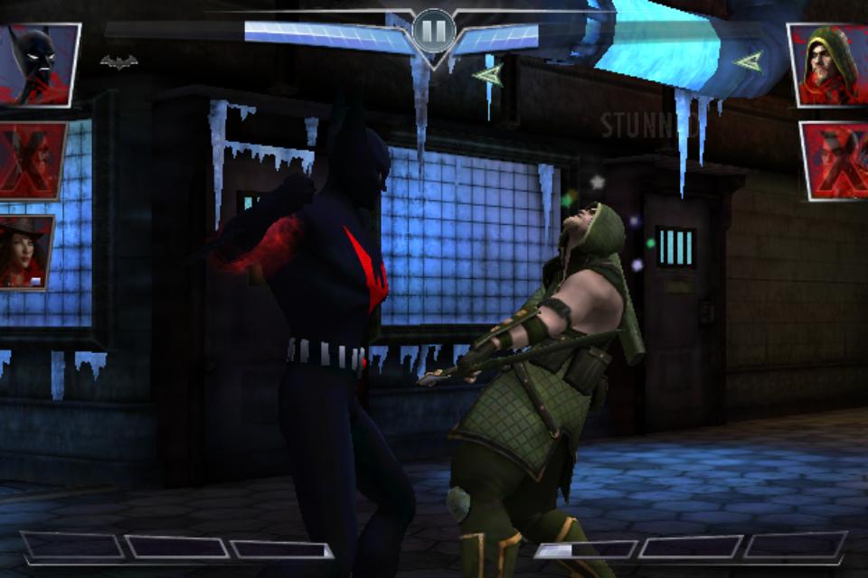 Batman Beyond/Animated | Injustice Mobile Wiki | FANDOM