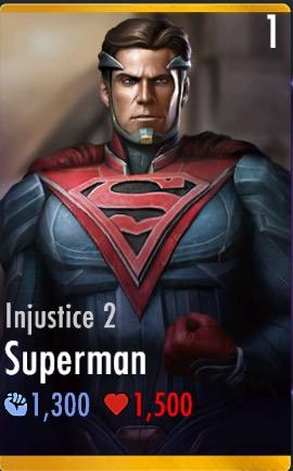Superman/Injustice 2 | Injustice Mobile Wiki | FANDOM