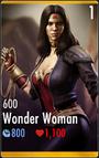 Wonder Woman - 600 (HD)