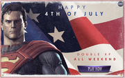 Superman 4th of July