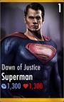 Dawn of Justice Superman