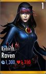 Raven - Rebirth