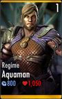 Aquaman - Regime (HD)
